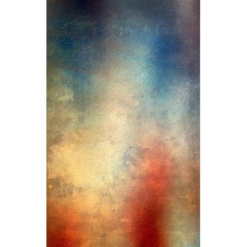 Click Props Backdrops Parchment Rainbow Backdrop (5 x 8')
