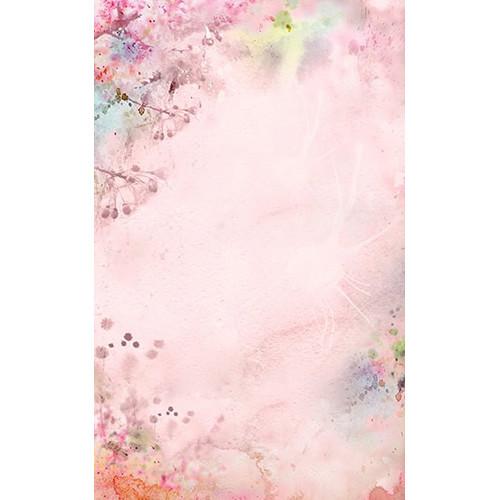 Click Props Backdrops Pinky Parchment Backdrop (5 x 8')