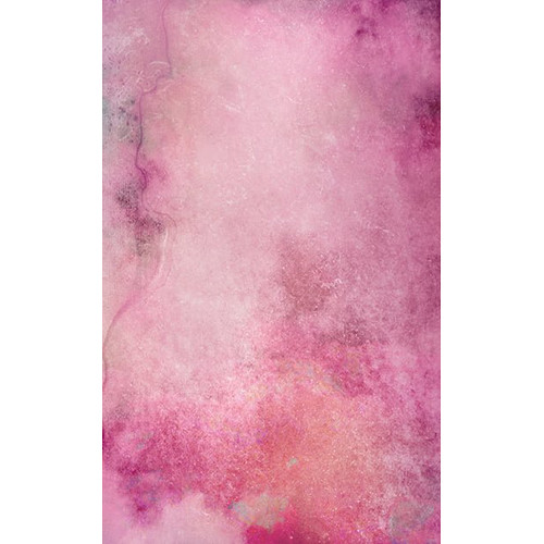 Click Props Backdrops Pink Marble Backdrop (5 x 8')