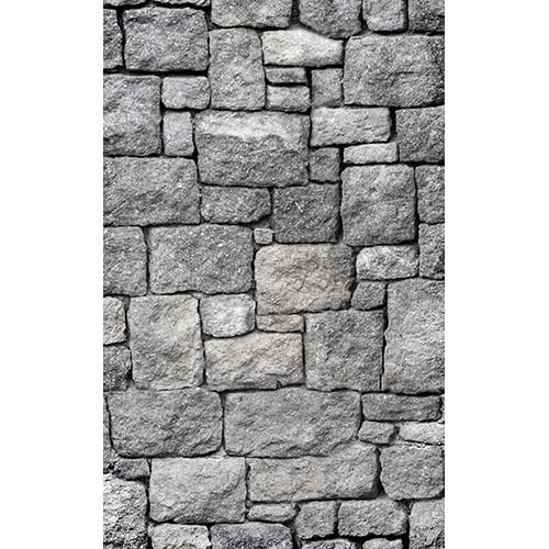 Click Props Backdrops Castle Wall Backdrop (5 x 8')