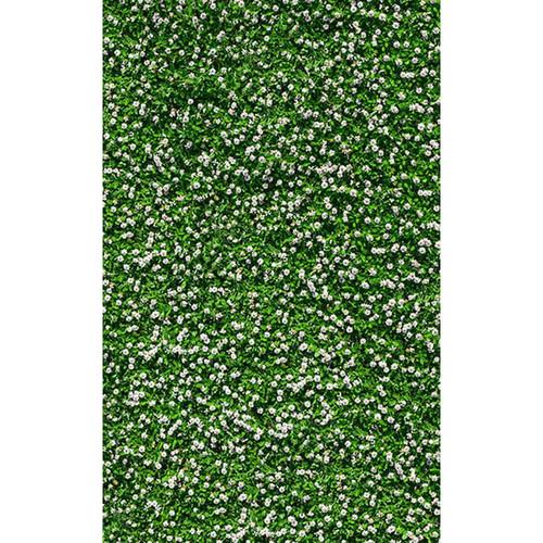 Click Props Backdrops Daisy Grass Backdrop (5 x 8')
