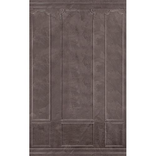 Click Props Backdrops Panel Plaster Brown Backdrop (5 x 8')