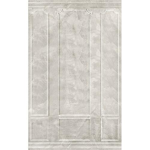 Click Props Backdrops Panel Plaster White Backdrop (5 x 8')