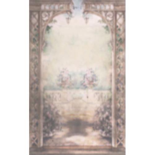 Click Props Backdrops Floral Pagola Backdrop (5 x 8')