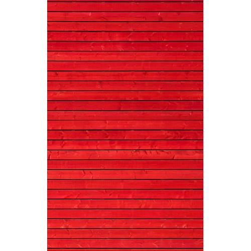 Click Props Backdrops Impact Red Wall Backdrop (5 x 8')