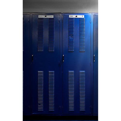 Click Props Backdrops Dramatic Lockers Backdrop (5 x 8')