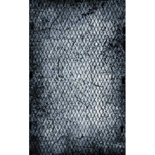 Click Props Backdrops Grungy Wire Fence Backdrop (5 x 8')