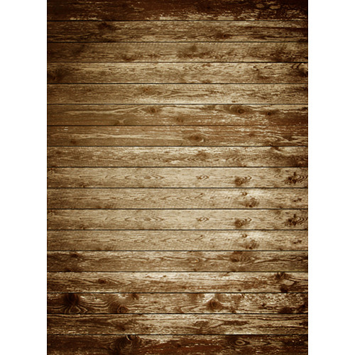 Click Props Backdrops Vintage Wooden Backdrop (7 x 9.5')