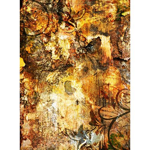 Click Props Backdrops Rust Pattern Backdrop (9.5 x 7')