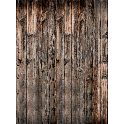 Click Props Backdrops Wood Vertical Natural Backdrop (7 x 9.5')