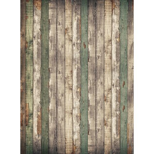 Click Props Backdrops Wood Shack Backdrop (7 x 9.5')