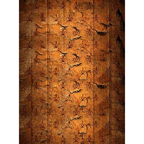 Click Props Backdrops Old Wallpaper Backdrop (7 x 9.5')