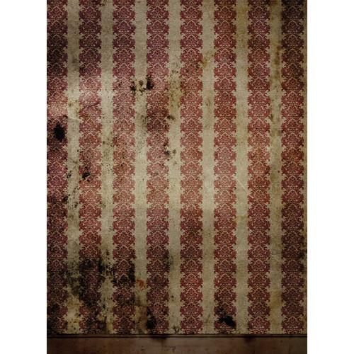 Click Props Backdrops Crimson Gold Backdrop (7 x 9.5')