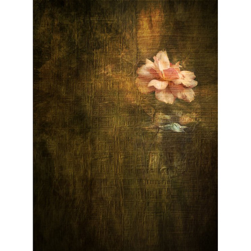 Click Props Backdrops Tapestry Flower Backdrop (7 x 9.5')