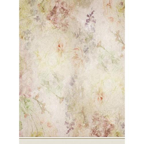 Click Props Backdrops Floral Watercolor Backdrop (7 x 9.5')
