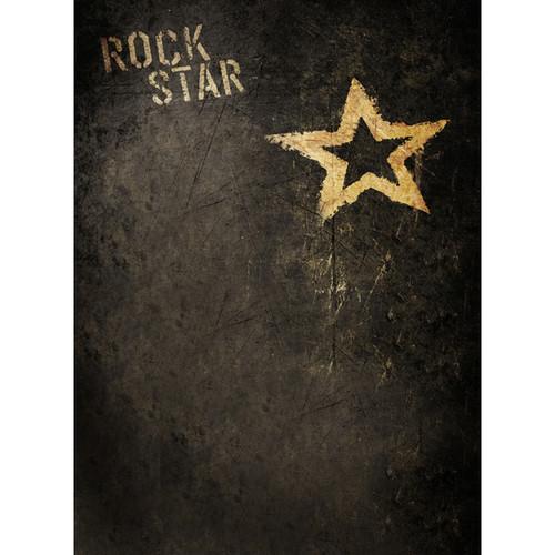 Click Props Backdrops Rock Star Backdrop (7 x 9.5')