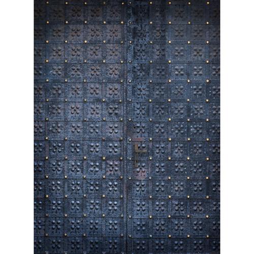 Click Props Backdrops Iron Gate Backdrop (7 x 9.5')