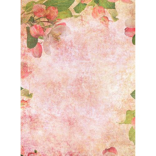 Click Props Backdrops English Blossom Backdrop (7 x 9.5')