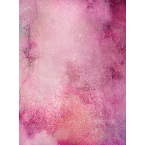 Click Props Backdrops Pink Marble Backdrop (7 x 9.5')