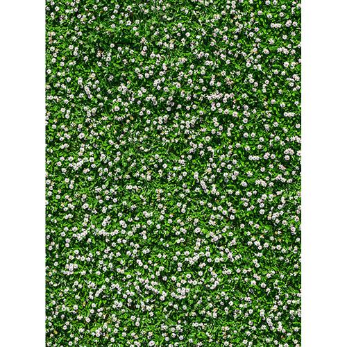 Click Props Backdrops Daisy Grass Backdrop (7 x 9.5')