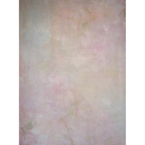 Click Props Backdrops Fine Art Pastel Flowers Backdrop (7 x 9.5')