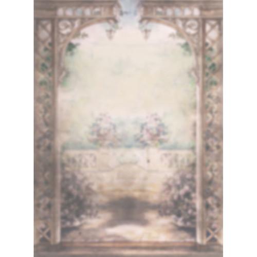 Click Props Backdrops Floral Pagola Backdrop (7 x 9.5')
