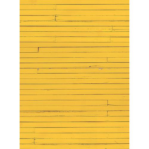 Click Props Backdrops Impact Yellow Wall Backdrop (7 x 9.5')