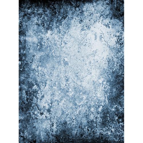 Click Props Backdrops Blue Decay Backdrop (7 x 9.5')