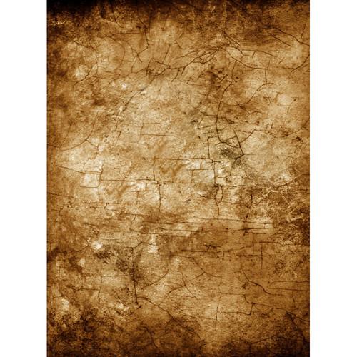 Click Props Backdrops Cracks Brown Backdrop (7 x 9.5')