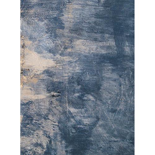 Click Props Backdrops Denim Plaster Backdrop (7 x 9.5')