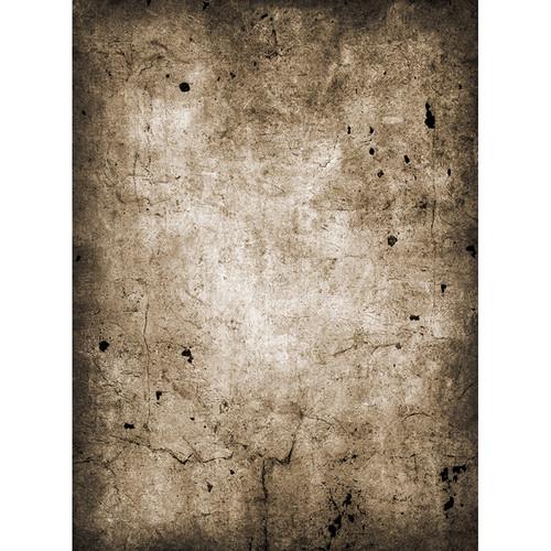 Click Props Backdrops Flecks and Cracks Brown Backdrop (7 x 9.5')
