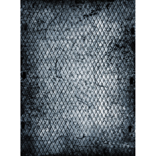 Click Props Backdrops Grungy Wire Fence Backdrop (9.5 x 7')