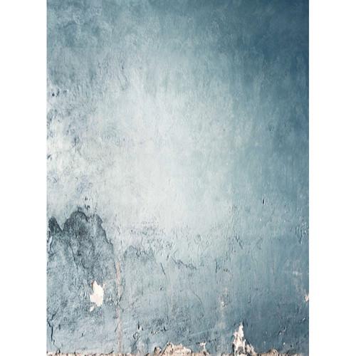 Click Props Backdrops Punchy Blue Plaster Backdrop (7 x 9.5')