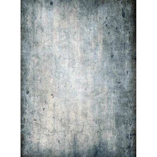 Click Props Backdrops Flecks and Cracks Gray Backdrop (7 x 9.5')