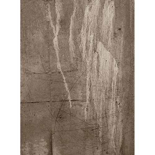 Click Props Backdrops Scratched Concrete Wall Backdrop (7 x 9.5')