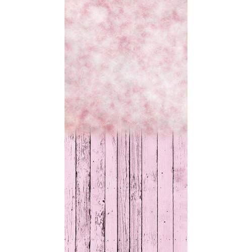Click Props Backdrops Pink Candyfloss Backdrop (5 x 9.8')