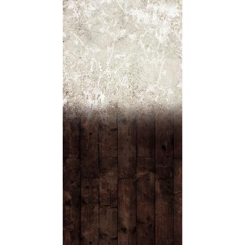 Click Props Backdrops Fantasy Plaster Backdrop (5 x 9.8')