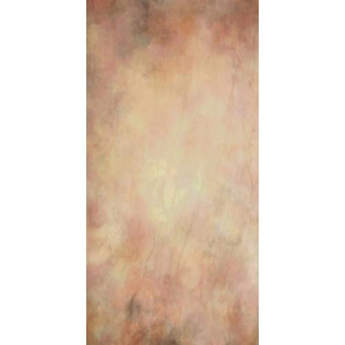 Click Props Backdrops Fine Art Apricot Backdrop (5 x 9.8')