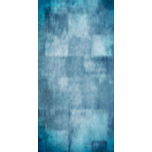 Click Props Backdrops Fine Art Aqua Backdrop (5 x 9.8')
