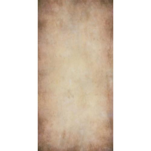 Click Props Backdrops Fine Art Peach Backdrop (5 x 9.8')