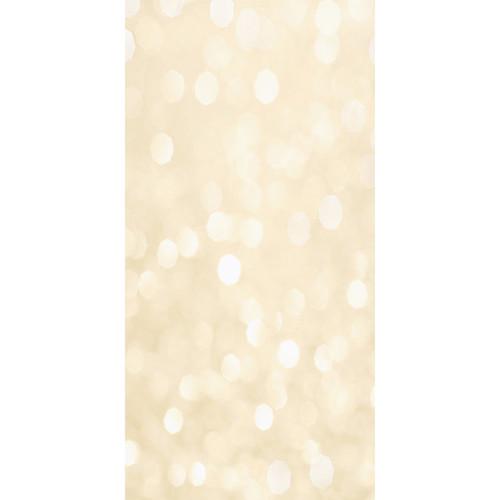 Click Props Backdrops Cream Bokeh Backdrop (5 x 9.8')