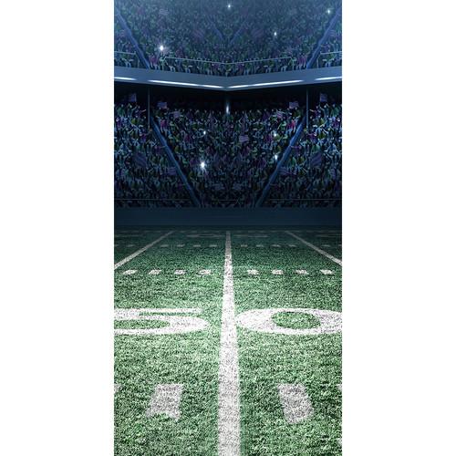 Click Props Backdrops Stadium Backdrop (5 x 9.8')