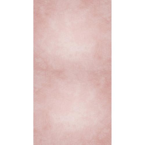 Click Props Backdrops Mottled Pink Backdrop (7 x 13')
