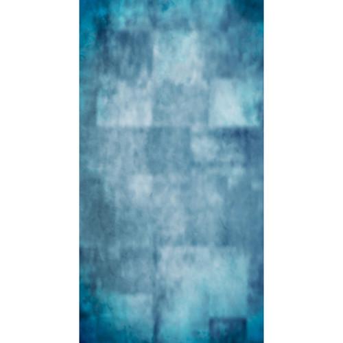 Click Props Backdrops Fine Art Aqua Backdrop (7 x 13')