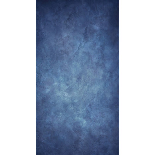 Click Props Backdrops Fine Art Naval Blue Backdrop (7 x 13')