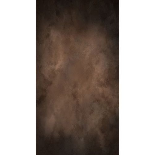 Click Props Backdrops Traditional Master Brown Backdrop (7 x 13')
