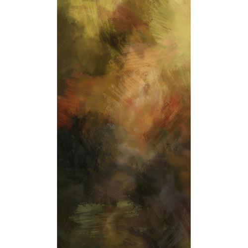 Click Props Backdrops Brushstroke Master Brown Backdrop (13 x 7')