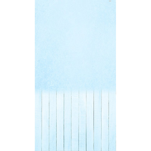 Click Props Backdrops Baby Master Blue Backdrop (7 x 13')