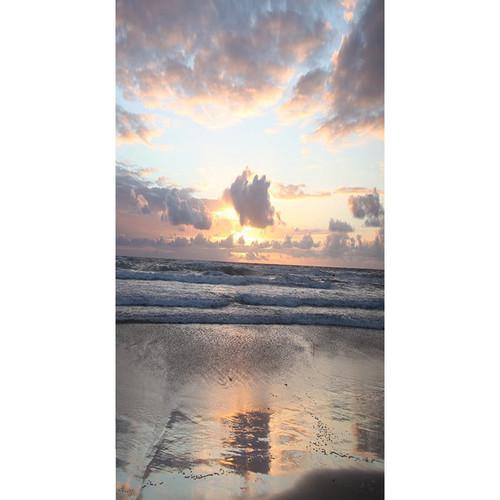 Click Props Backdrops Twilight Beach Backdrop (7 x 13')