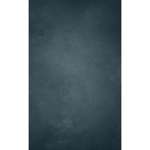 Click Props Backdrops Portrait Master Teal Swirls Backdrop (13 x 8')